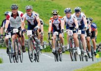 Sportive cycling