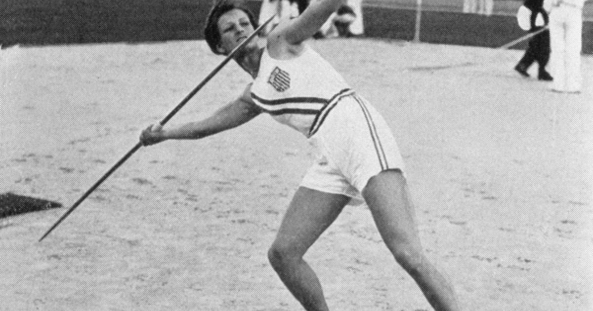 Top female athlete, Babe Didrickson