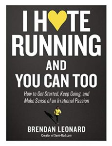 I hate running and you can too book cover