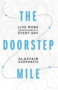 The doorstep mile book cover