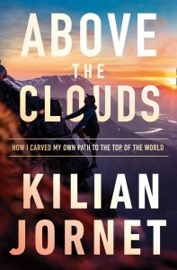 Above the clouds book cover