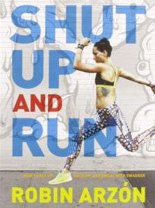 Shut up and run book cover