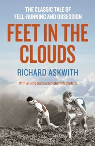 Feet in the clouds book cover