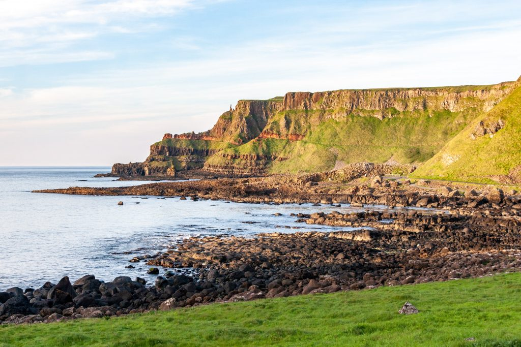 The Causeway Coast - one of my favourite running routes