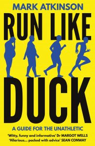 Run like Duck front cover