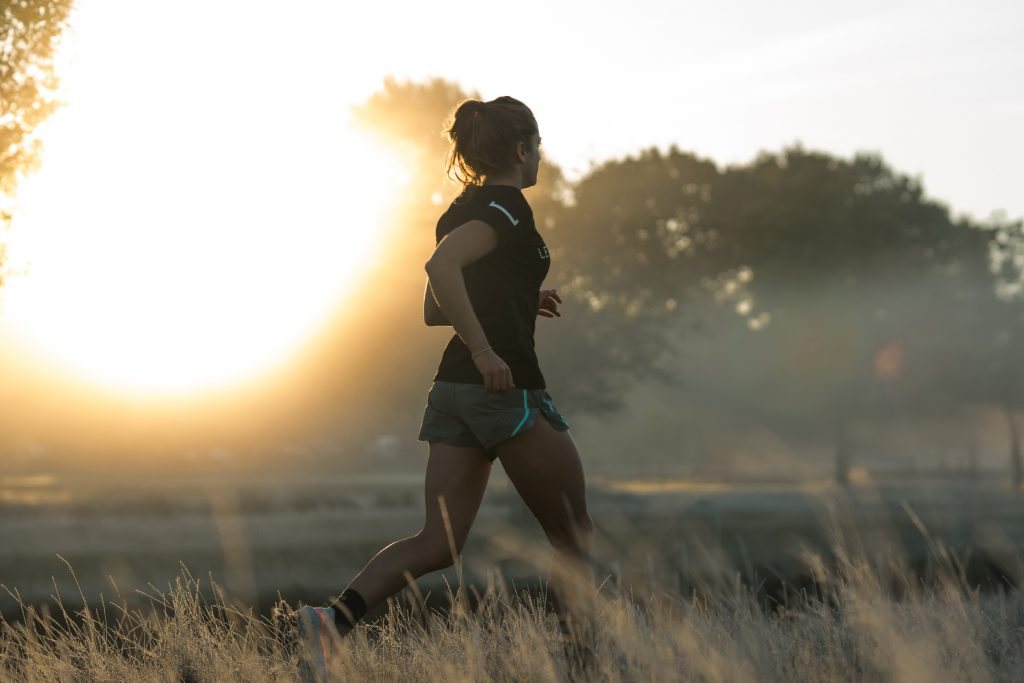 Women on a recovery run